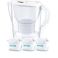 BRITA Marella Memo, fehér (3MX+ a csomagban) - Vízszűrő kancsó