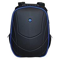 """BESTLIFE Assailant 17"""", fekete/kék - Laptophátizsák"""