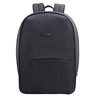 "BESTLIFE Travel Safe 15.6"", szürke - Laptop hátizsák"