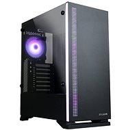 Zalman S5 Black - Számítógépház
