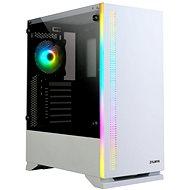 Zalman S5 White - Számítógépház