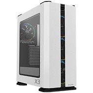 Zalman X3 White - Számítógépház