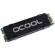 Alphacool HDX M.2 SSD Passive Cooler 80mm - Merevlemez hűtő