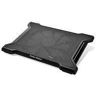 Cooler Master X-Slim II fekete - Laptophűtő