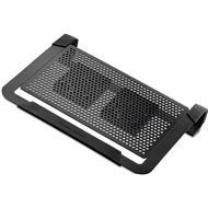 Cooler Master NotePal U2 Plus Notebook Cooler, fekete - Hűtőpad