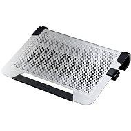 Cooler Master NotePal U3 PLUS - ezüst - Laptophűtő