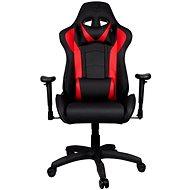 Cooler Master CALIBER R1 gamer szék, fekete-piros - Gamer szék