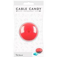 Cable Candy Donut rózsaszín - Kábel rendező