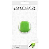 Cable Candy Turtle zöld - Kábel rendező