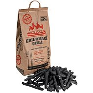 Carbón Vegetal de Marabú grillszén 3 kg - Grillszén