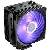 Cooler Master HYPER 212 RGB BLACK EDITION - Processzor hűtő