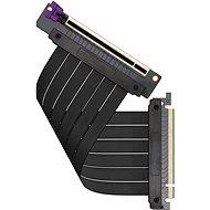 Cooler Master Riser Cable PCIe 3.0 x16 Ver. 2 - 200mm - Számítógépház tartozék