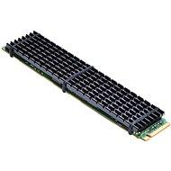 GELID Solutions Subzero M.2 XL SSD Cooling Kit Black - Merevlemez hűtő