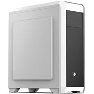 SilentiumPC Regnum RG4F fehér - Számítógép ház