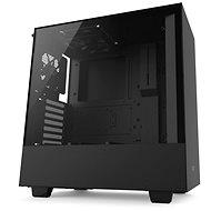 NZXT H500 fekete - Számítógép ház