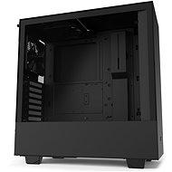 NZXT H510, fekete - Számítógép ház