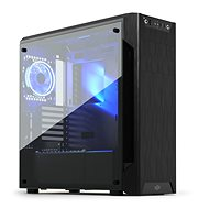 SilentiumPC Armis AR7 TG RGB - Számítógép ház