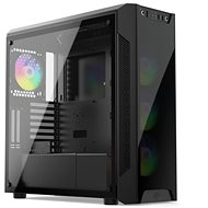 SilentiumPC Armis AR7X EVO TG ARGB - Számítógépház