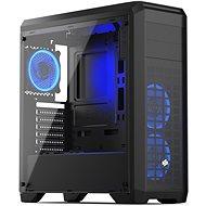 SilentiumPC Regnum RG4T RGB Pure Black - Számítógépház