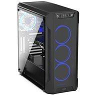 SilentiumPC Armis AR7X TG RGB - Számítógép ház