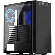 SilentiumPC Armis AR5 TG RGB - Számítógép ház