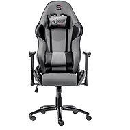 SilentiumPC Gear SR300 szürke - Gamer szék