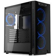 Silentium PC Armis AR6X TG RGB - Számítógép ház