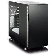 Fractal Design Define R5 Blackout Edition oldalablakkal - Számítógép ház