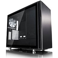 Fractal Design Define R6 USB-C Tempered Glass Black - Számítógépház