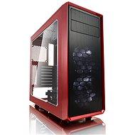 Fractal Design Focus G Mystic Red - Számítógépház