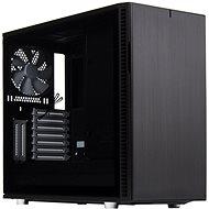 Fractal Design Define R6 Black Tempered Glass - Számítógépház