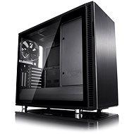 Fractal Design Define R6 Blackout Tempered Glass - Számítógép ház