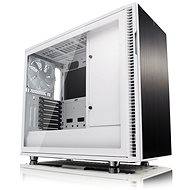 Fractal Design Define R6 White Tempered Glass - Számítógép ház