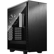 Fractal Design Define 7 Compact Black - Dark TG - Számítógépház
