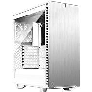Fractal Design Define 7 Compact White TG - Számítógépház