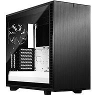Fractal Design Define 7 Black/White TG - Számítógépház