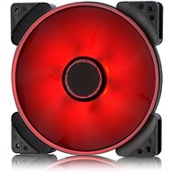 Fractal Design Prisma SL-14, piros