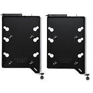 Fractal Design HDD drive tray kit - A típus - fekete - Tartozék