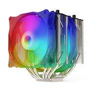 SilentiumPC Grandis 3 EVO ARGB - Processzor hűtő