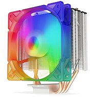 SilentiumPC Spartan 4 MAX EVO ARGB - Processzor hűtő