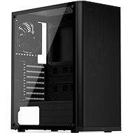 SilentiumPC Ventum VT2 TG Black - Számítógépház