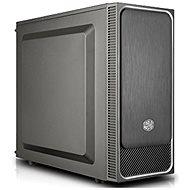 Cooler Master MasterBox E500L ezüst - Számítógép ház