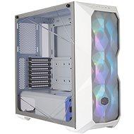 Cooler Master TD500 háló fehér - Számítógép ház