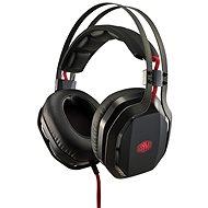 Cooler Master Masterpulse Pro 7.1 Bass FX - Mikrofonos fej-/fülhallgató