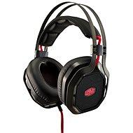 Cooler Master MASTERPULSE MH750 fekete - Mikrofonos fej-/fülhallgató