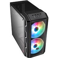 Cooler Master MasterCase H500 ARGB - Számítógépház