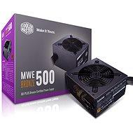 Cooler Master MWE 500 BRONZE - V2 - PC tápegység