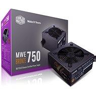 Cooler Master MWE 750 BRONZE - V2 - PC tápegység