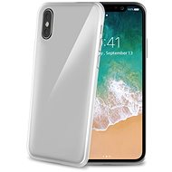 CELLY Gelskin iPhone X színtelen - Mobiltartó
