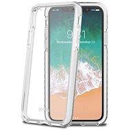CELLY Hexagon Apple iPhone X fehér - Mobiltartó